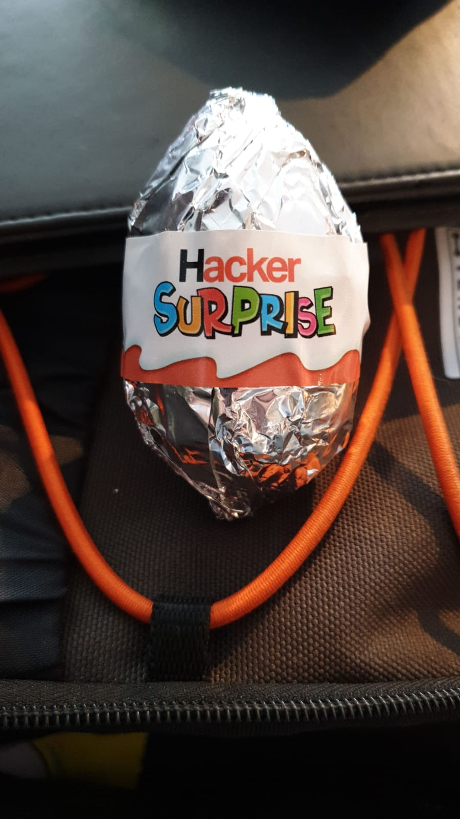 Hacker Surprise