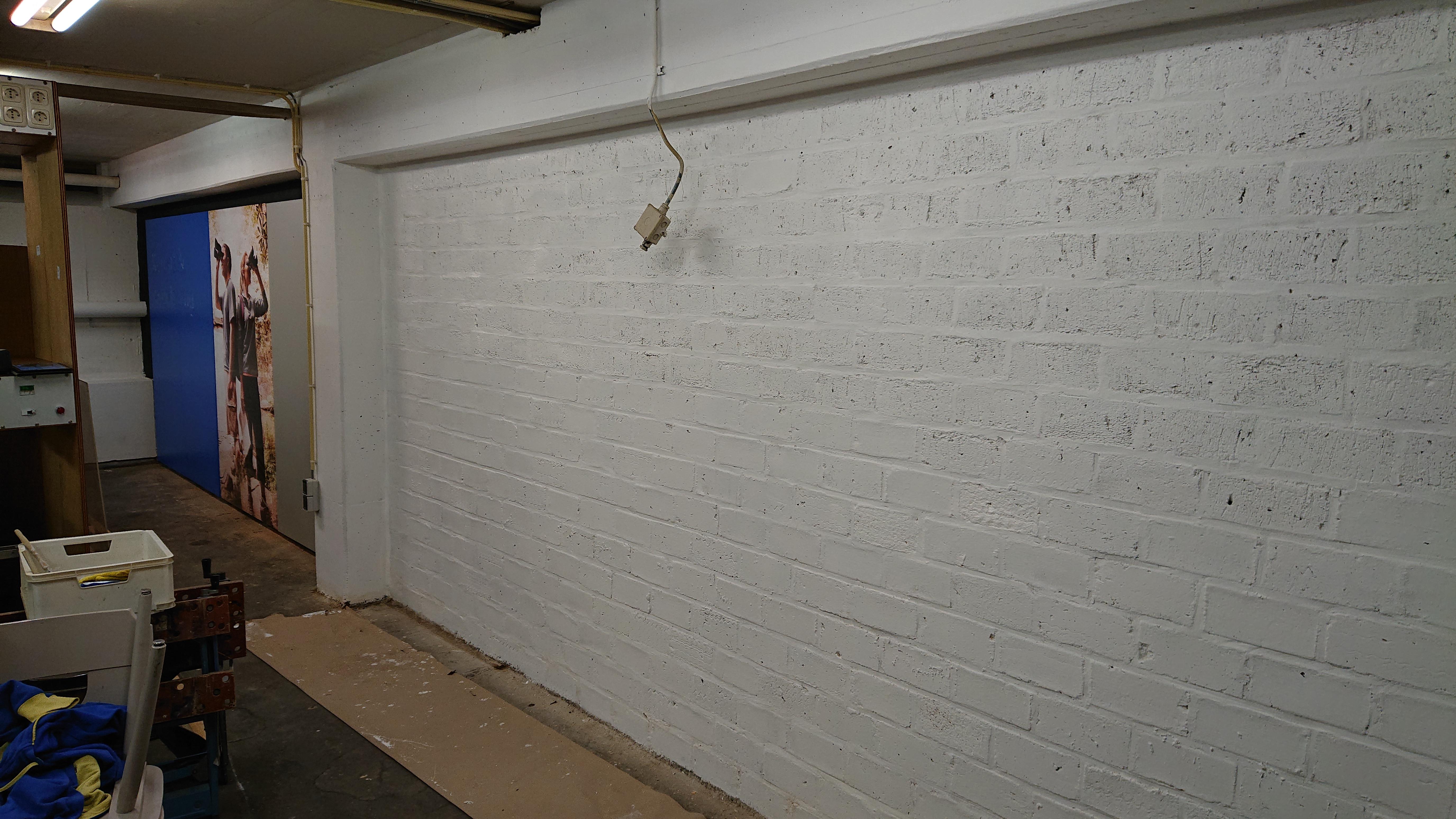 Lange muur (bijna) af