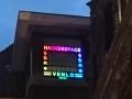 Rand zonder neonletters