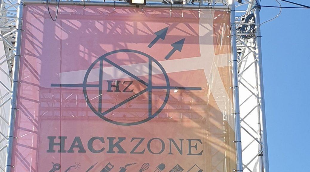 Kamperen bij Hackzone   TDvenlo Hackerspace